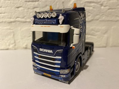 WSI WSI Scania R Highline 6x2 single truck Ron Poppelaars