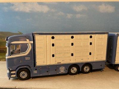 Tekno Tekno Scania S highline vee combinatie Bruhlmann