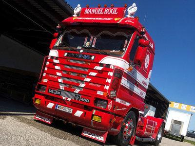 WSI WSI Scania 143M streamline 4x2 single truck Manuel Rogl
