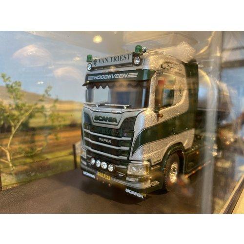 WSI WSI Scania S 4x2 with tanktrailer van Triest