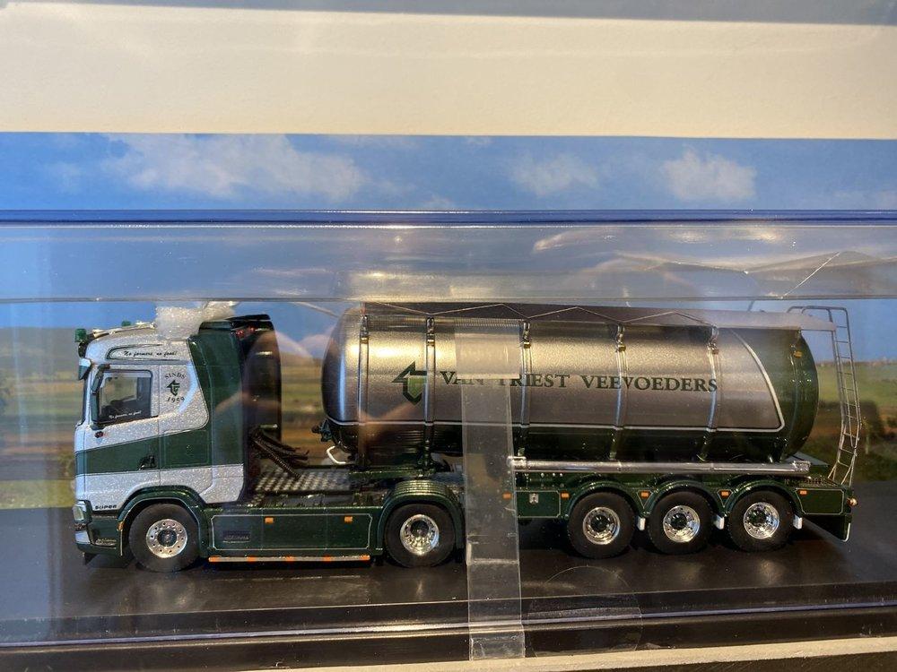 WSI WSI Scania S 4x2 met tanktrailer van Triest