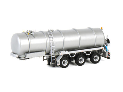 WSI WSI Basic line tank trailer vacuum  3-axle