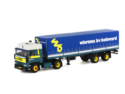 WSI WSI DAF 3600 met classic curtain side trailer Wiersma