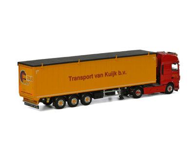 WSI WSI DAF 106XF met volume/cargo floor trailer Vakutrans