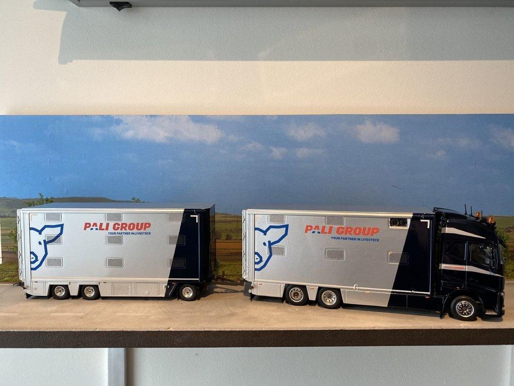 Tekno Tekno Volvo FH04 Glob. vee combinatie PALI