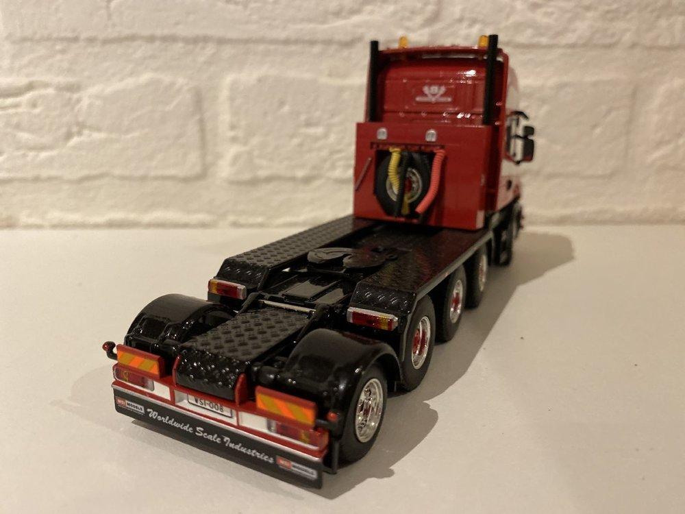 WSI WSI Scania T5 Torpedo Topline 8x4