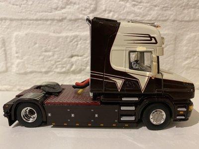 WSI WSI Scania 4-serie Torpedo Topline  4x2  Grohganz Transporte
