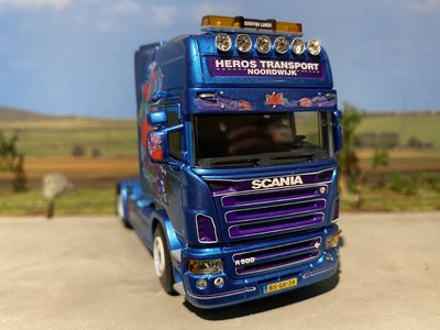 WSI WSI Scania R500 Topline 4x2 Heros