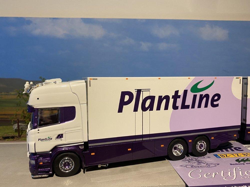 Tekno Tekno Scania R topline volume combi Plantline Boskoop