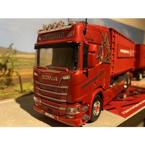 Tekno Tekno Scania Next Gen R450 combi afzet containers OPC