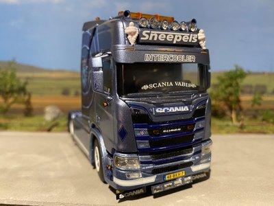 WSI WSI Scania R Highline 4x2 single truck Sneepels