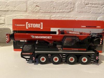 Mammoet store Conrad Liebherr LTM 1070 Mobilkran Mammoet