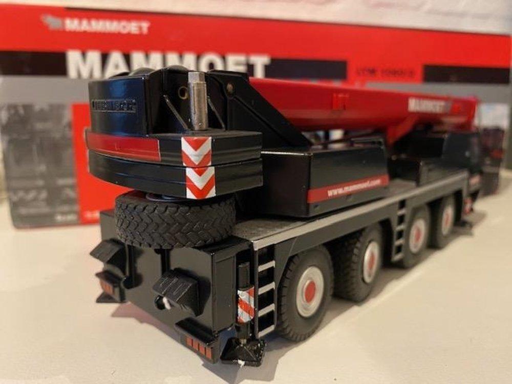 Mammoet store Conrad Liebherr LTM 1060 mobile crane Mammoet