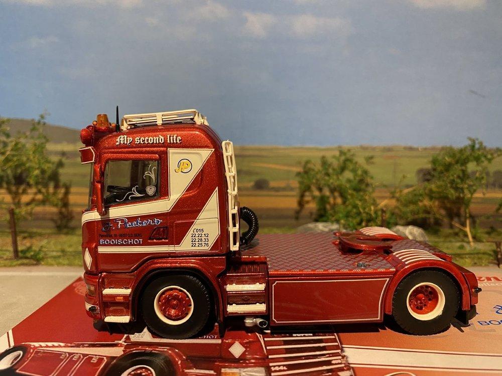 Tekno Tekno Scania 4-serie 4x2 Peeters