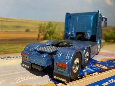 Tekno Tekno Scania R520 next Gen platte cabine Jan Blaauw