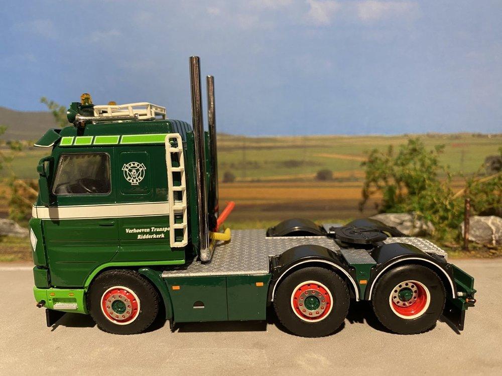WSI WSI Scania 143M streamliner 6x2 Verhoeven transport