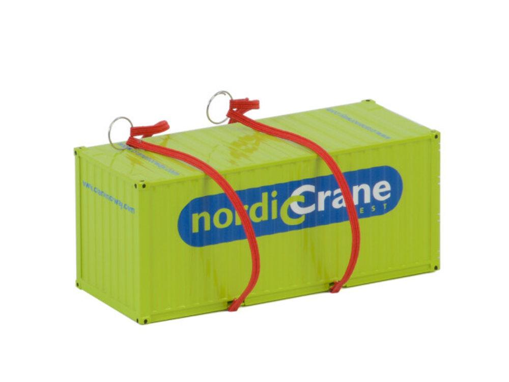 WSI WSI 20ft. container Nordic Crane