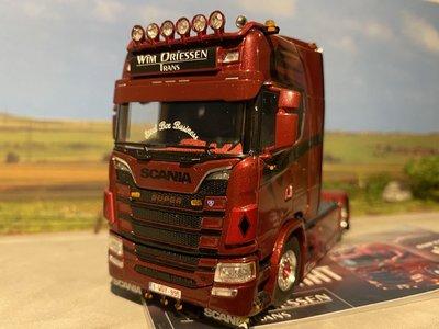 WSI WSI Scania S Highline 4x2 Wim Driessen