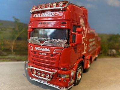 WSI WSI Scania R Topline 8x4 Falkom Sulinko