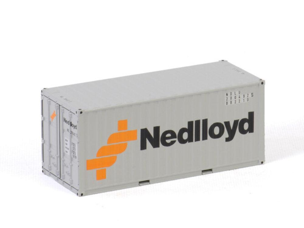 WSI WSI Premium line 20ft. container Nedlloyd