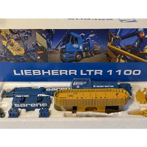 Sarens store Conrad Liebherr LTR 1100  Mobile Crane Sarens
