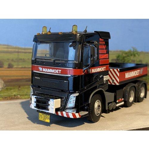 Mammoet store WSI Volvo FH4 sleeper cab 6x4+ ballast box  Mammoet