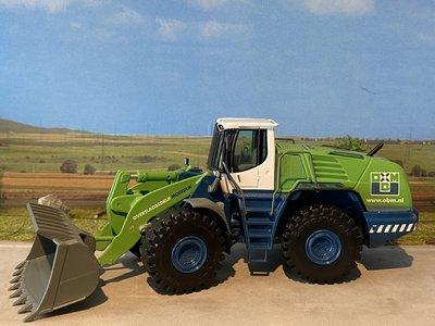 NZG NZG Liebherr L586 2plus2 OBM graafmachine