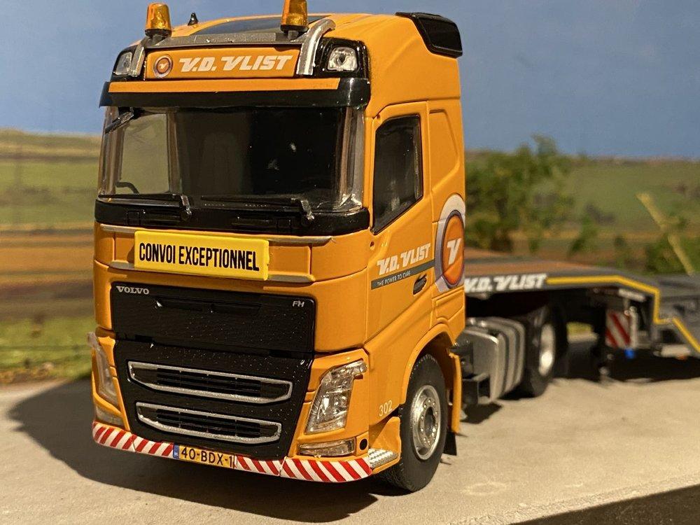 IMC IMC Volvo FH4 Glob 4x2 met Nooteboom OSDS van der Vlist