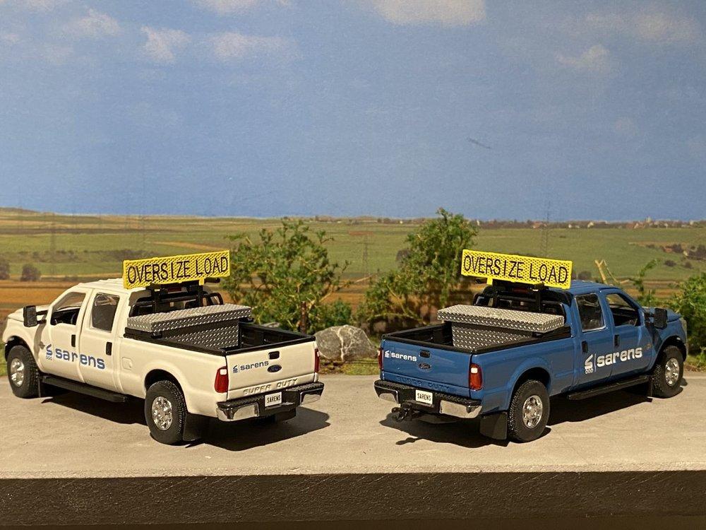 Sarens store Sword Ford Pickup set Sarens