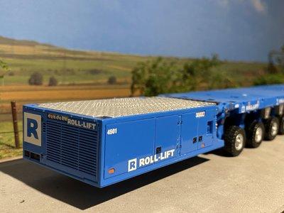 IMC IMC Rol lift scheuerle SPMT 6-axle with SPMT 4-axle with PPU