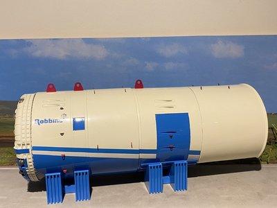 IMC IMC Robbins Tunnel boring machine TBM