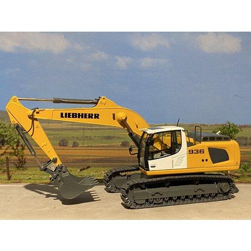 NZG NZG Liebherr 936 Litronic excavator