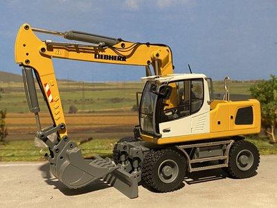 Conrad Modelle Conrad Liebherr A920 Litronic mobile excavator