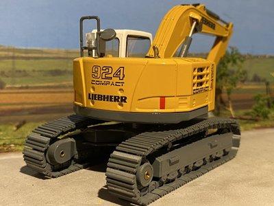 Conrad Modelle Conrad Liebherr R924 mobile graafmachine