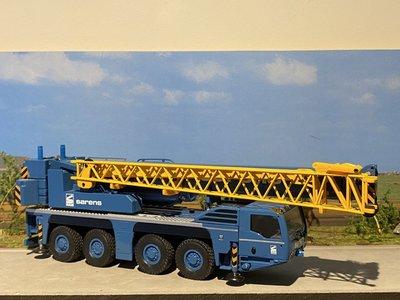 Sarens store Conrad  Terex-Demag AC100/4 Mobile Crane Sarens