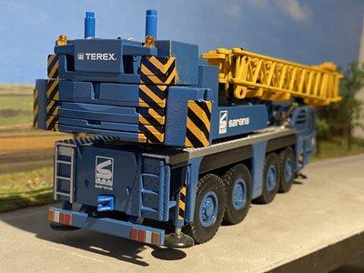 Sarens store Conrad  Terex-Demag AC100/4L Mobile Crane Sarens
