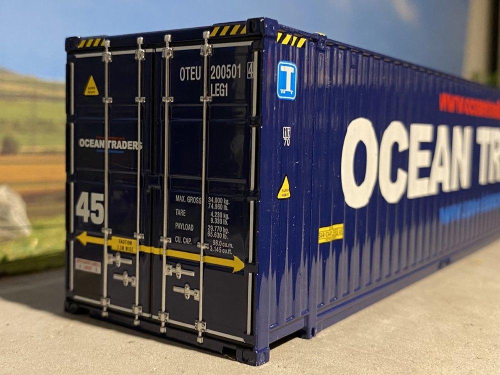 WSI WSI 45ft. container Ocean Traders