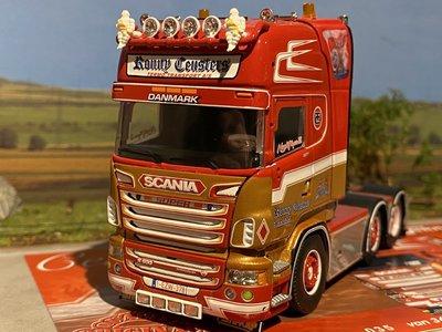 Tekno Tekno Scania R500 6x2 single truck Ronny Ceusters België