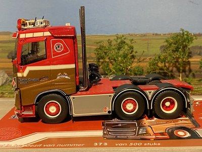 Tekno Tekno Volvo FH04 6x2 single truck Ronny Ceusters België