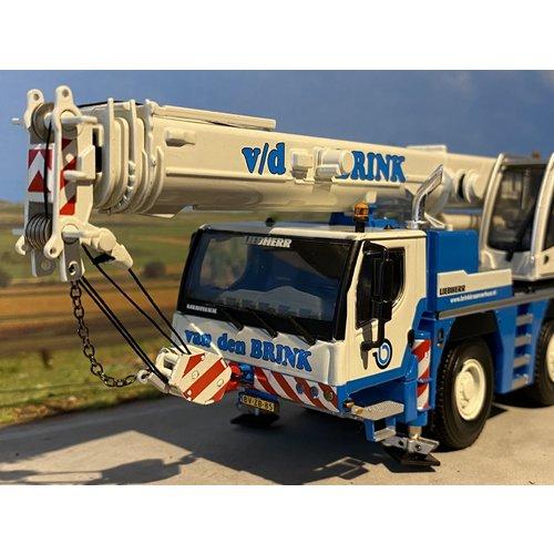 WSI WSI Liebherr LTM 1050-3.1 kraanwagen van den Brink