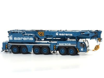 Sarens store WSI Liebherr LTM 1350-6.1 Mobilcrane Sarens