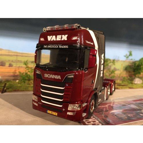 WSI WSI Scania S highline 6x2 single truck Vaex