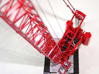 TWH Collectibles TWH  Manitowoc 555 Crawler Crane