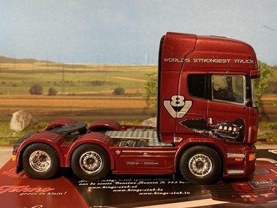Tekno Tekno Scania R730 6x2 Topline Kings Club