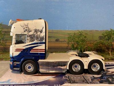 Tekno Tekno Scania R 6x2 Topline Bohlins