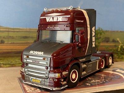WSI WSI Scania T5 Torpedo Topline 6x2 Vaex