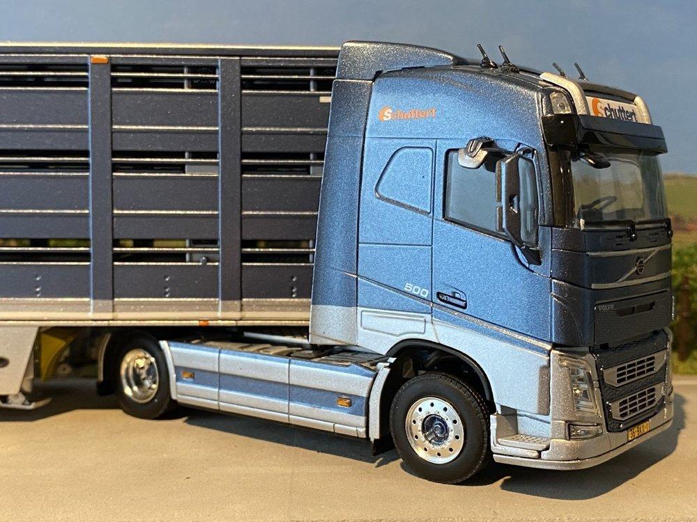 WSI WSI Volvo FH04 Glob. 4x2 Live stock Schuttert