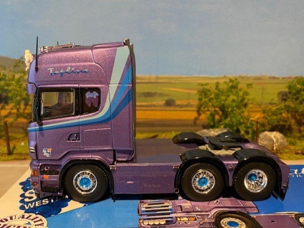 Tekno Tekno Scania R Topline 6x2 Semtrade