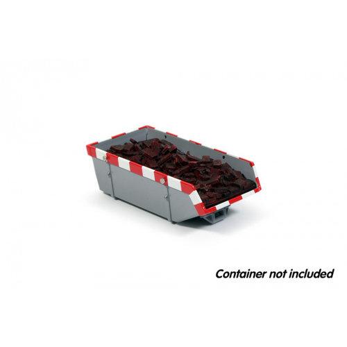 Tekno Tekno cargo stone 6m3 trailer