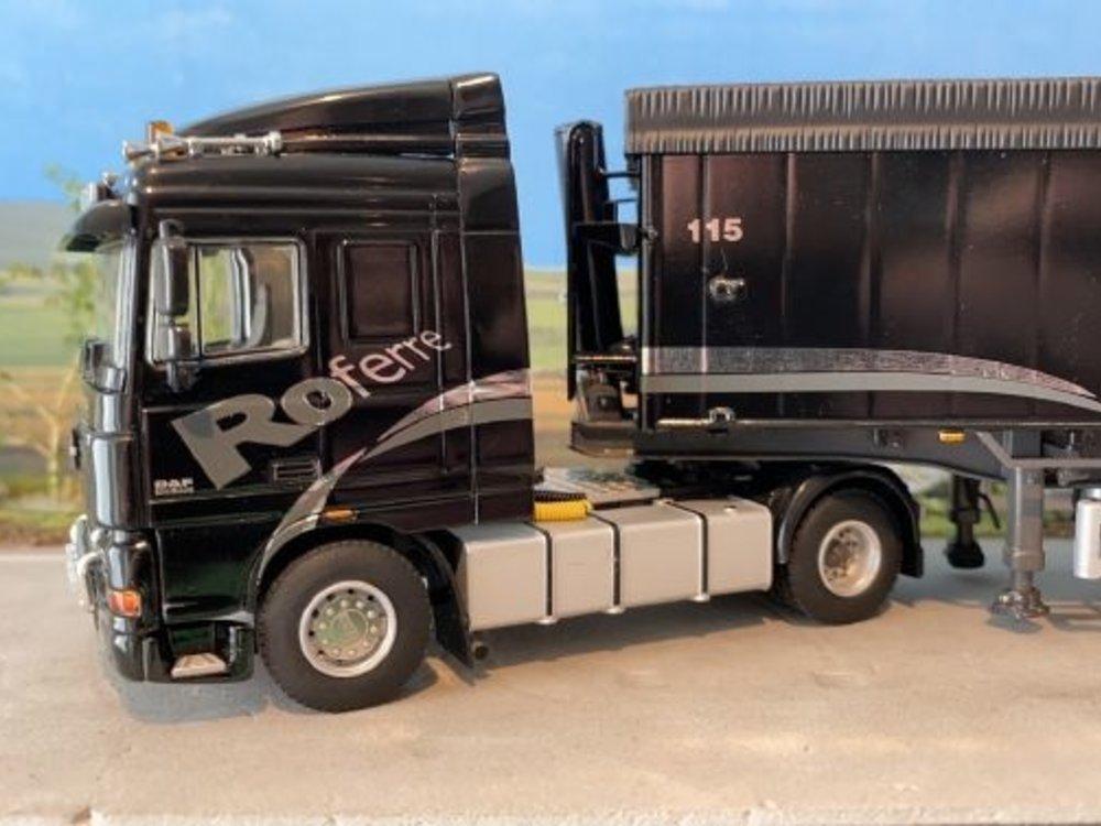WSI WSI DAF 105XF SC 4x2 met volume kipper Kuypers